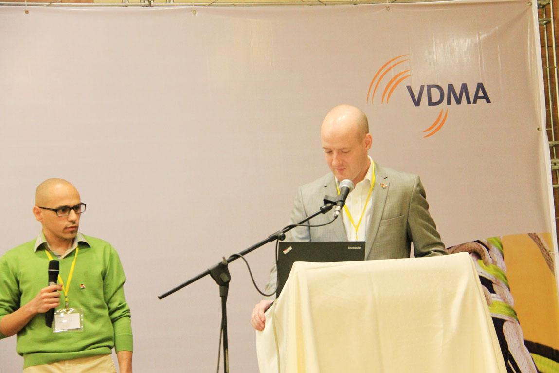 کنفرانس کفش و چرم انجمن پوشاک و چرم آلمان (VDMA) در ایران برگزار شد